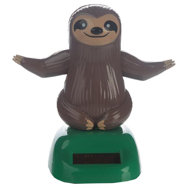 Solar Powered Dancing Sloth