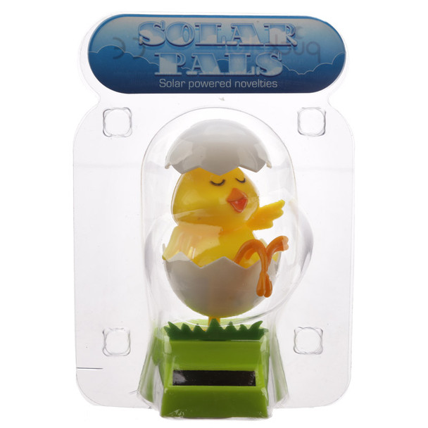 Solar Powered Dancing Chick in Egg