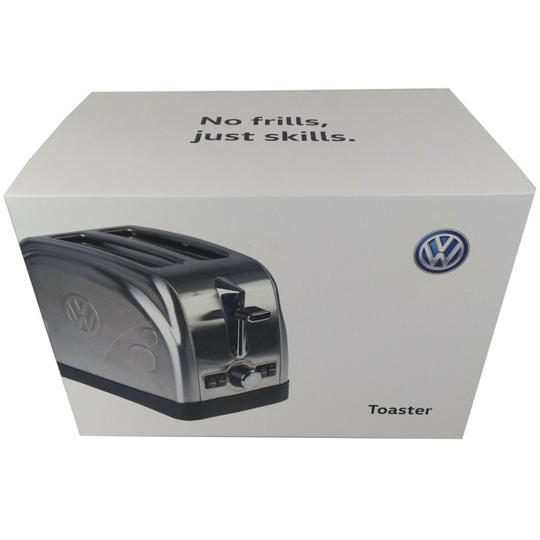 Volkswagen Campervan Chrome Toaster