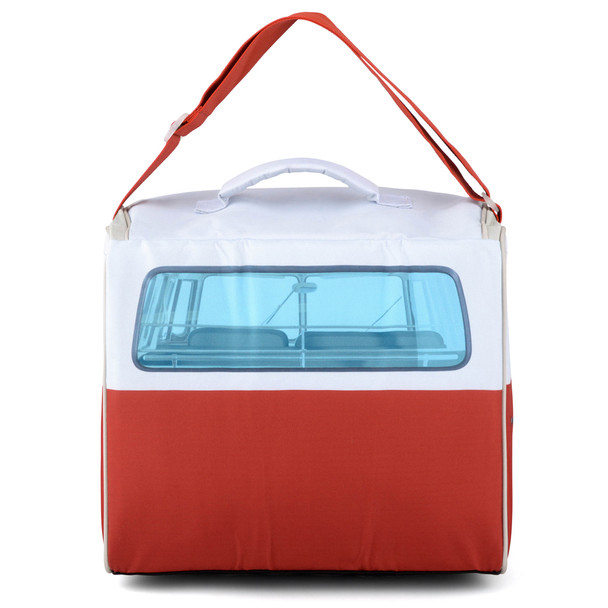 Volkswagen Campervan Red Large Cool Bag