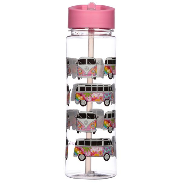 Volkswagen Campervan Summer Love 550ml Water Bottle