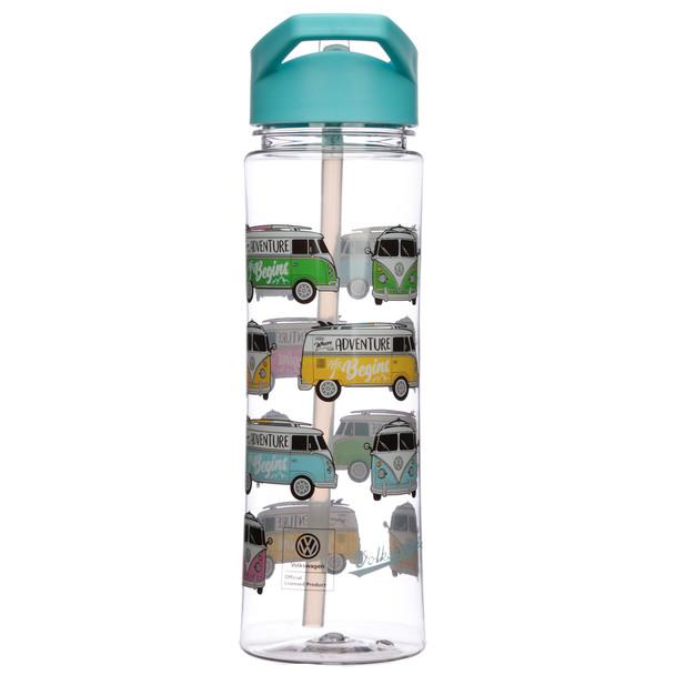 Volkswagen Campervan Adventure Begins 550ml Water Bottle