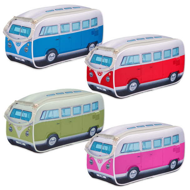 Official Volkswagen Campervan Toiletry Wash Bag