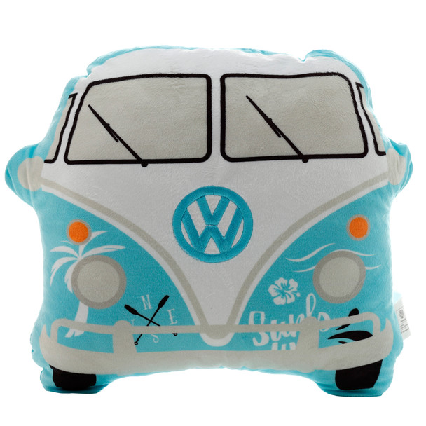 Volkswagen Adventure Begins Campervan Shaped Cushion