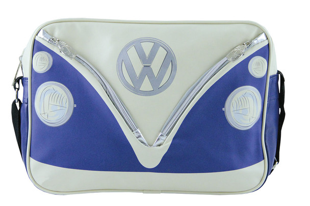 Official VW Retro Blue Splitscreen Design Bag.