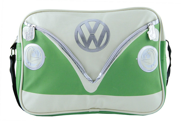 Official VW Retro Green Splitscreen Design Bag.