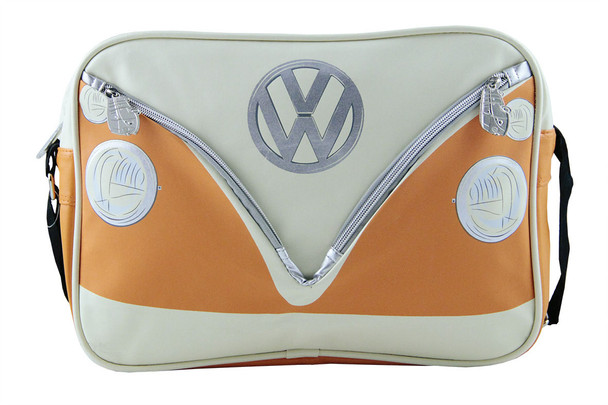 Official VW Retro Orange Splitscreen Design Bag.