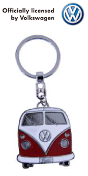 Official VW Collectors Red Keyring.