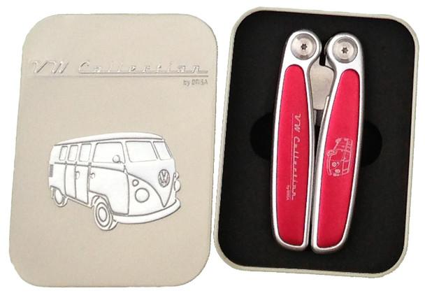 VW Campervan Multi Tool in presentation tin