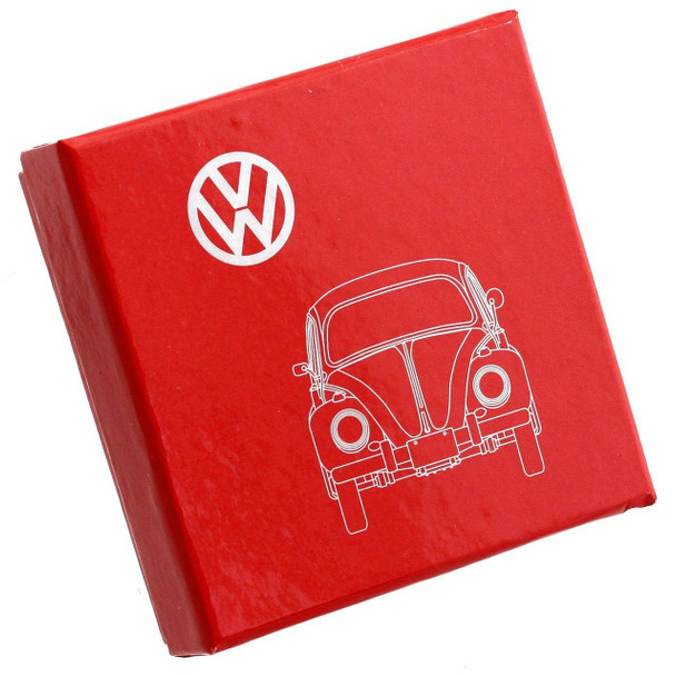 Red Beetle Design Presentation Box