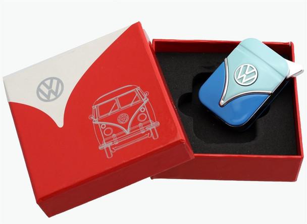 Official Blue and Light Blue VW Campervan Lighter