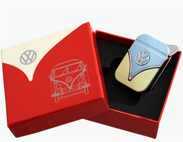 Official Cream and Blue VW Campervan Lighter