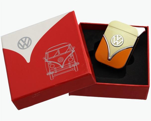Official Orange and Cream VW Campervan Lighter