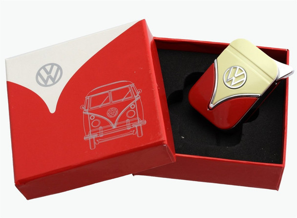 Official Red and Cream VW Campervan Lighter