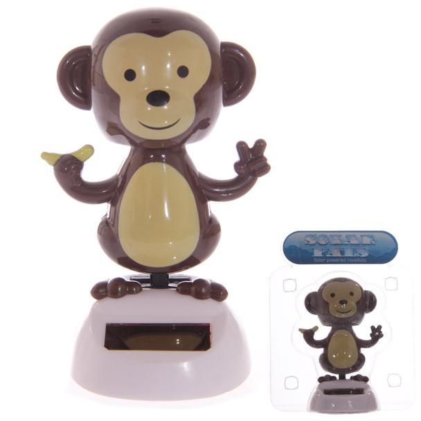 Solar Powered Dancing Monkey