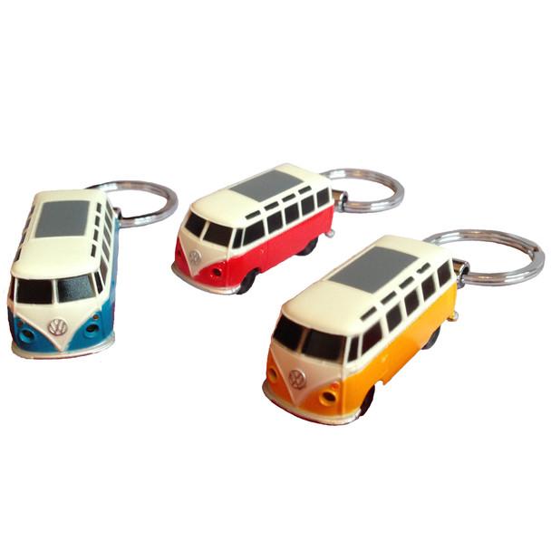 Official VW Campervan LED Torch Key Ring