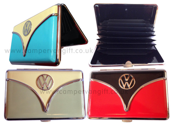 Official VW Campervan Card Holder