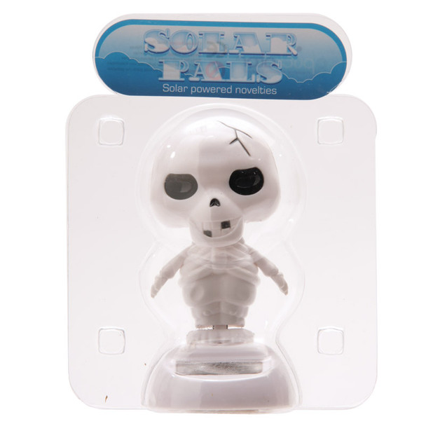 Solar Powered Dancing Skeleton