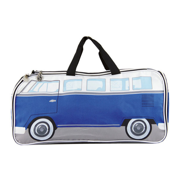 Campervan Sports & Travel Holdall Bag - Blue