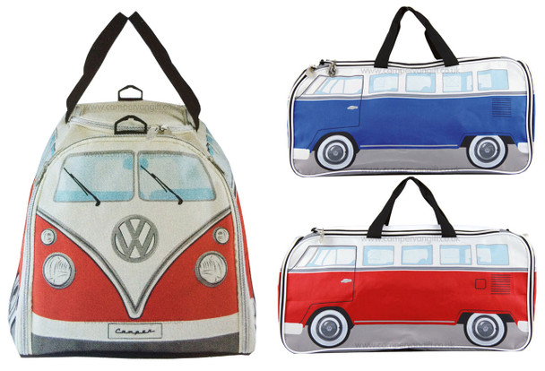 Campervan Sports & Travel Holdall Bags