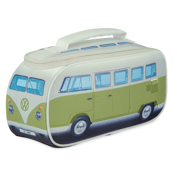 Official Volkswagen Campervan Lunch Bag - Mango Green