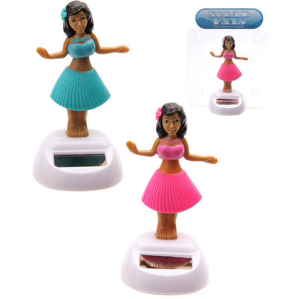 Solar Powered Dancing Hula Girls