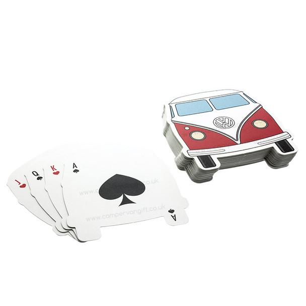 Volkswagen Campervan Playing Cards