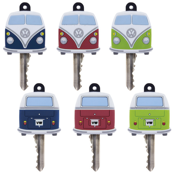 Volkswagen Campervan Key Cover Set