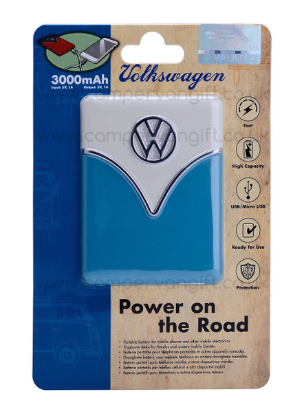 Volkswagen Portable Charging Power Bank