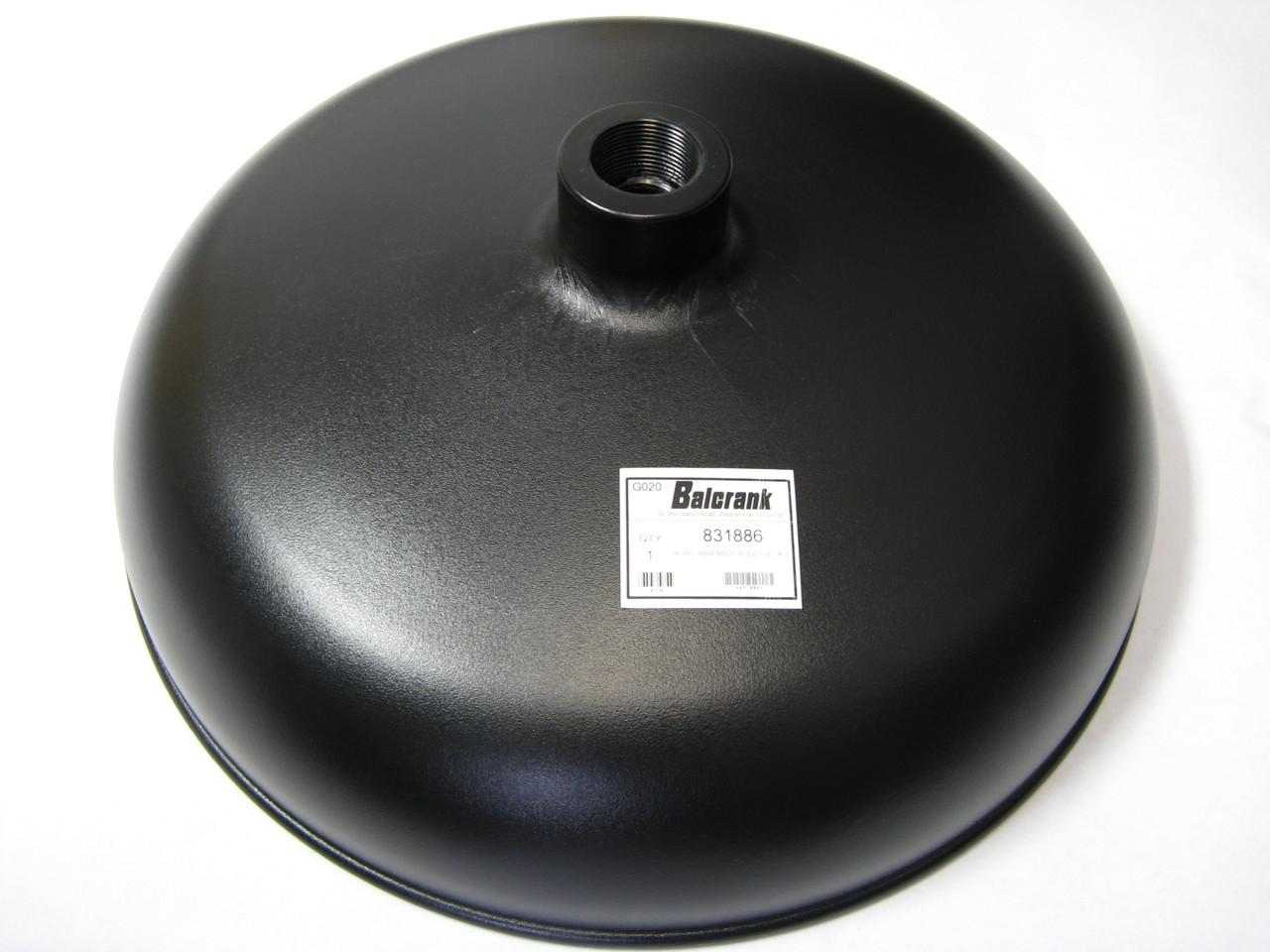831886 Balcrank Bowl Funnel for Waste Oil Drain 4140-064