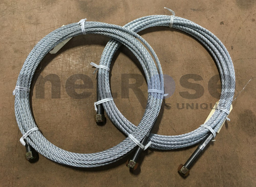 Equalizer Cable for Rotary Lift FJ7449 (Set of 2)