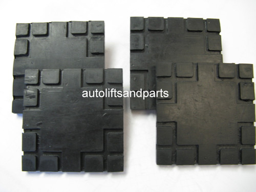 A1104 Rubber Arm Pad for Challenger Lift Set of 4