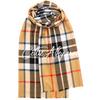 Extra Fine Merino Wool Stole In Thompson Camel