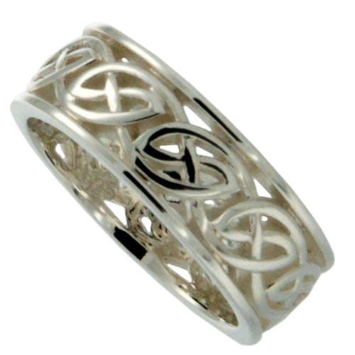 """Sterling Silver Window to The Soul """"Ness"""" Ring   Sizes 5-13 by KEITH JACK  PRS3369PRS3369"""