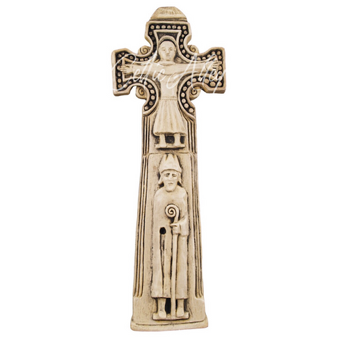 "Dysert O'Dea Cross - Co. Clare, Ireland 16"" x 5 ½"" by McHarp"