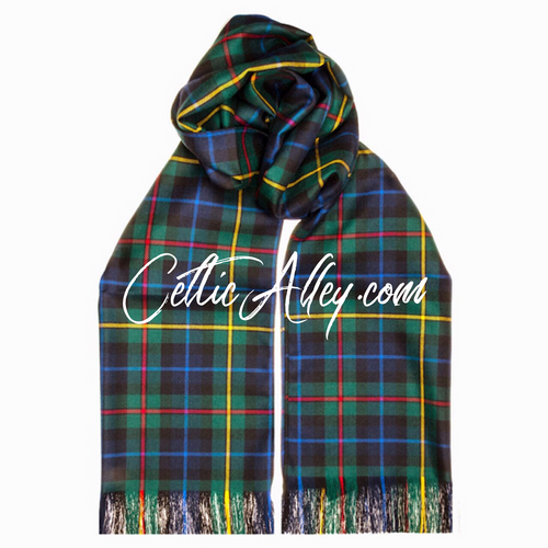 MADE TO ORDER REIVER LIGHTWEIGHT TARTAN STOLE