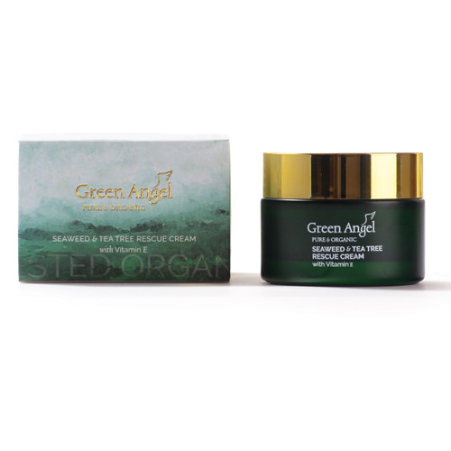 Eye Gel - Seaweed & Aloe By Green Angel IRISH MADE
