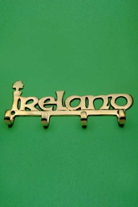 Brass Keyrack IRELAND Large