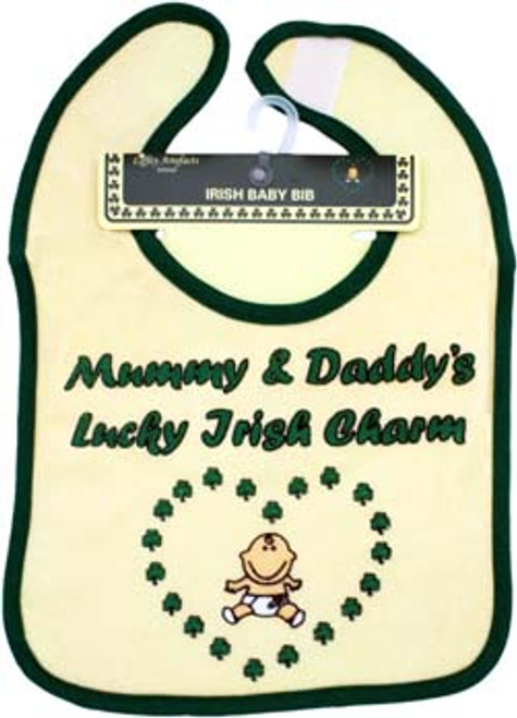 Cotton Bib Mummy/Daddy