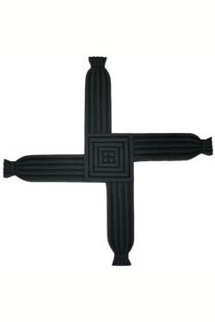 Irish Turf Resin St. Bridget's Cross
