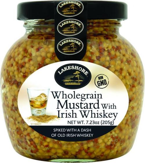Lakeshore WHISKEY Mustard 205g (7.2oz)