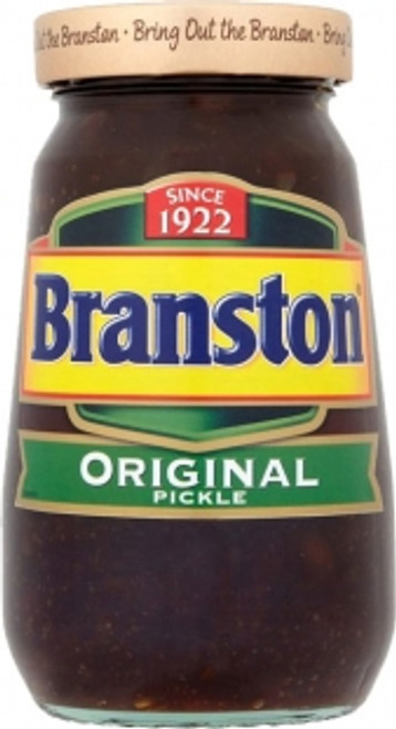 C&B Branston Pickle  520g (18.3oz)