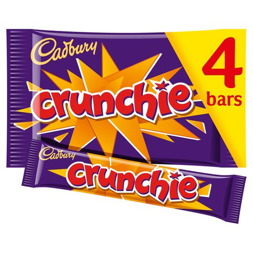 Cadbury Crunchie 4pk (104.4g)
