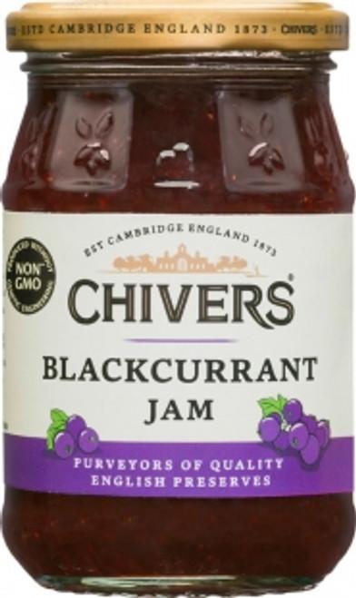 Chivers UK Blackcurrant 340g (12oz)