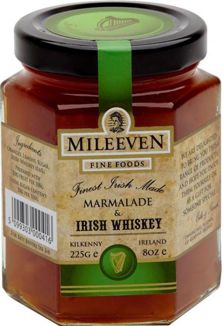 Mileeven Irish Whiskey Marmalade 225g (7.9oz)i