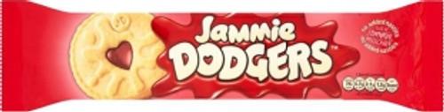 Burtons Jammie Dodgers 140g (4.9oz)
