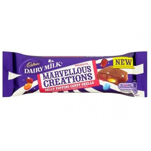 Cadbury Marvelous Creations Jellypop 47g