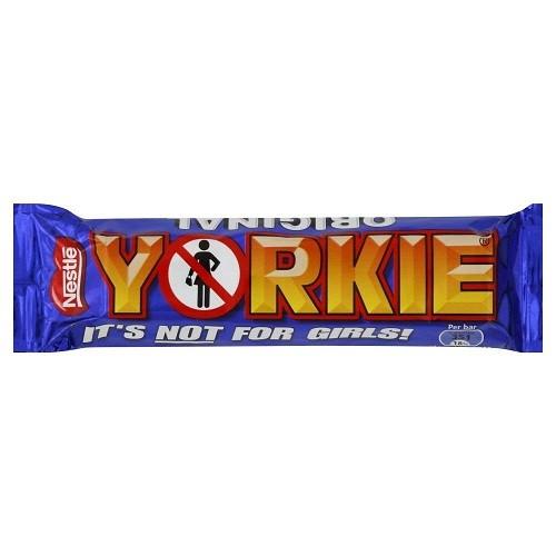 Yorkie Bar 46g (1.6oz)