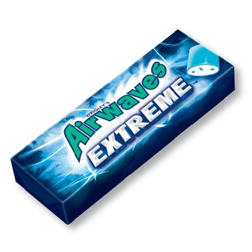 Airwaves Extreme Gum