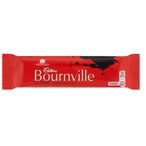Cadbury Bournville Dark Chocolate